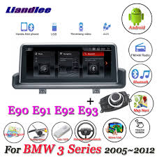 <b>Liandlee For BMW</b> 3 Series E90 E91 E92 E93 2005~2012 Android ...
