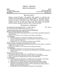 project manager resume sample resume resume manufact    resume manufact manufacturing