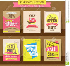 poster banner or flyer design for stock illustration set of flyer poster or banner design royalty stock photo