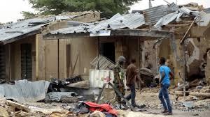 Scores Killed As Suicide Bomber Attacks Nigeria's Town Potiskum