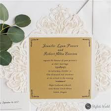 <b>Simple</b> Wedding Invitations at Stylish Wedd | StylishWedd