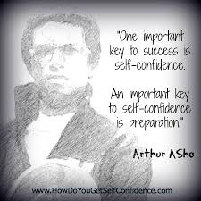 Arthur Ashe's quotes, famous and not much - QuotationOf . COM via Relatably.com