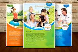psd flyer templates for photoshop psd flyer templates 9a