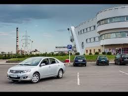 С-класс <b>Zotye</b> Z300 собран в Белоруссии   События
