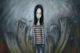 Image result for افسردگی