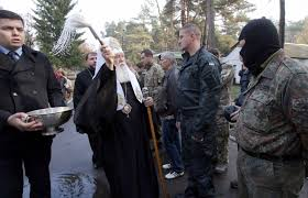 Image result for Ukrainian Orthodox Church Filaret poroshenko
