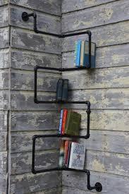 industrial design furniture bookshelf itself build tubes build industrial furniture