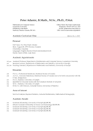 Academic Resume Template   Resume Templates      Allfinance zone