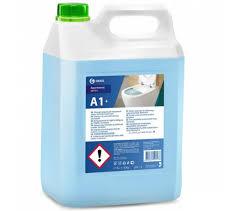 <b>Моющее средство</b> для <b>ежедневной</b> уборки туалетов А1+ (кан. 5 ...