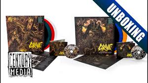 <b>GRAVE</b> - Dominion VIII // <b>Burial Ground</b> Re-Issues (Unboxing ...