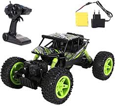 BHYDRY <b>RC</b> Car <b>Four</b>-<b>wheel</b> Drive Cross-country Snow Mountain ...