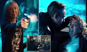 Sherlock fans react as Martin Freeman and Amanda Abbington ...