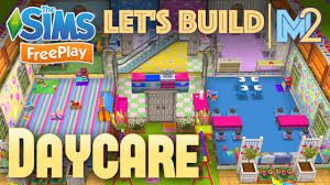 sims play let s build a daycare center live build tutorial sims play let s build a daycare center live build tutorial