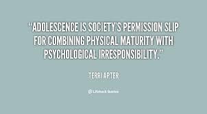 Terri Apter Quotes. QuotesGram