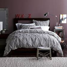 Goes With My Bedroom Color Scheme Just Add Pops Of Goldy Orange  Gray Purple And Dark Wood Furniture  Design Ideas Para La Casa Pinterest Grey   N