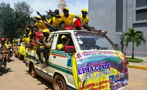 Guineans set to vote in tense presidential election   Guinea News ...