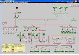 electrical single line diagram software   electrical drawing software single line diagram moresave image foreseer software and services moresave image