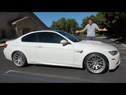 Here's Why the <b>BMW M3 E92</b> Was the Craziest <b>BMW M3</b> - YouTube