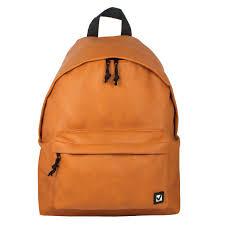 Рюкзак универсальный, сити-формат, корич, кожзам, Селебрити ...