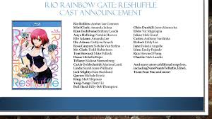 media blasters on just announced at libertycitycon media blasters on just announced at libertycitycon the cast of riorainbowgate check it out anime dub voiceover new rio2016