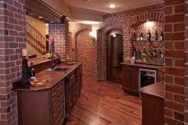 basement remodeling ideas wine cellar bar area basement wine cellar idea