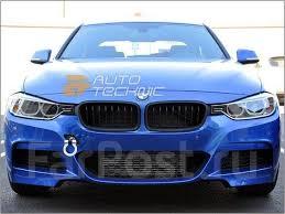 AutoTecknic <b>решетка радиатора Gloss</b> Black для BMW F30 3-ser ...