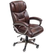 spectacular brown leather desk chair 62 for hme designing brown leather office chairs