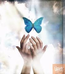 Image result for hands butterfly
