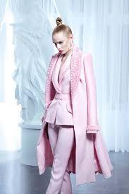 silk jacquard pink color princess style