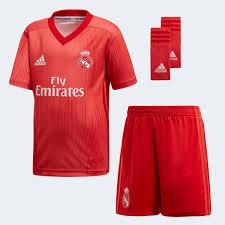 adidas Комплект: футболка, шорты, <b>носки</b> Реал Мадрид Mini ...