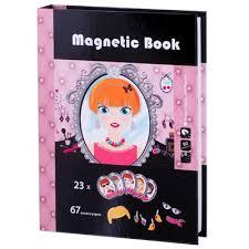 <b>Развивающая игра Magnetic Book</b> Стилист (TAV028) - купить в ...