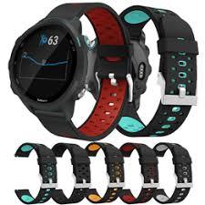 20mm Silicone Smart Watch bands Strap for Garmin ... - Vova