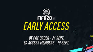 FIFA 20 Early Access – FIFPlay