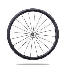 Carbon Wheelset 700C Clincher - Road Bike Wheels Front <b>38mm</b> ...