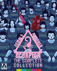 Female Prisoner Scorpion: The Complete Collection ... - Amazon.com