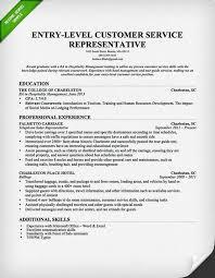 entry level customer service representative resume template customer services representative resume