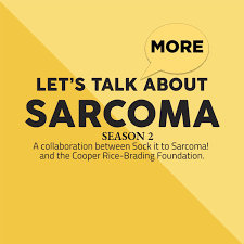Let's Talk More About Sarcoma