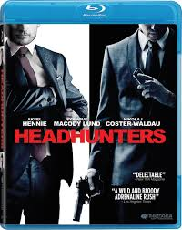 headhunters blu ray