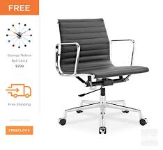 office chair eames home gt office chairs gt eames management chair replica close to return bedroominteresting eames office chair replicas