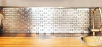 kitchen backsplash stainless steel tiles: as seen on the image below border edge liners are typically used to finish a stainless steel tile or aluminum tile installation that ends in the middle of