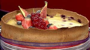 Blåbärscheesecake | SVT recept