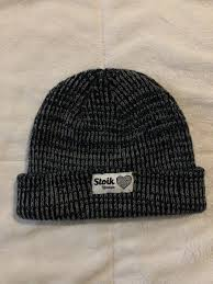 Navy <b>Woven Label</b> Hat – Stoik <b>LifeStyle</b>