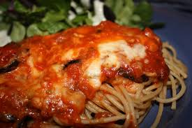 Image result for eggplant parmesan