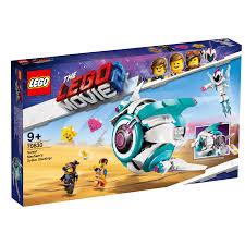 The <b>LEGO Movie</b> 2 Sweet Mayhem's Systar Starship - <b>70830</b> | The ...