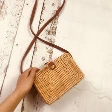 <b>2018 Bohemian Straw Bags</b> for Women Big Circle Beach Handbags ...