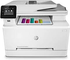 <b>HP Colour LaserJet Pro</b> M283fdw Multi-Function Printer (3 Years HP ...