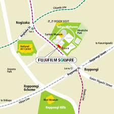 Access | <b>FUJIFILM SQUARE</b>