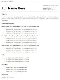 free resumes samplesskyemag com   skyemag comfree resume templates free printable word templates kww cr