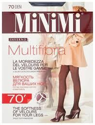 Купить <b>Колготки MiNiMi</b> Multifibra <b>70 den</b>, размер 4-L, fumo (серый ...