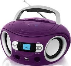 <b>Магнитола BBK BS 15 BT</b> фиолетовый купить в интернет ...